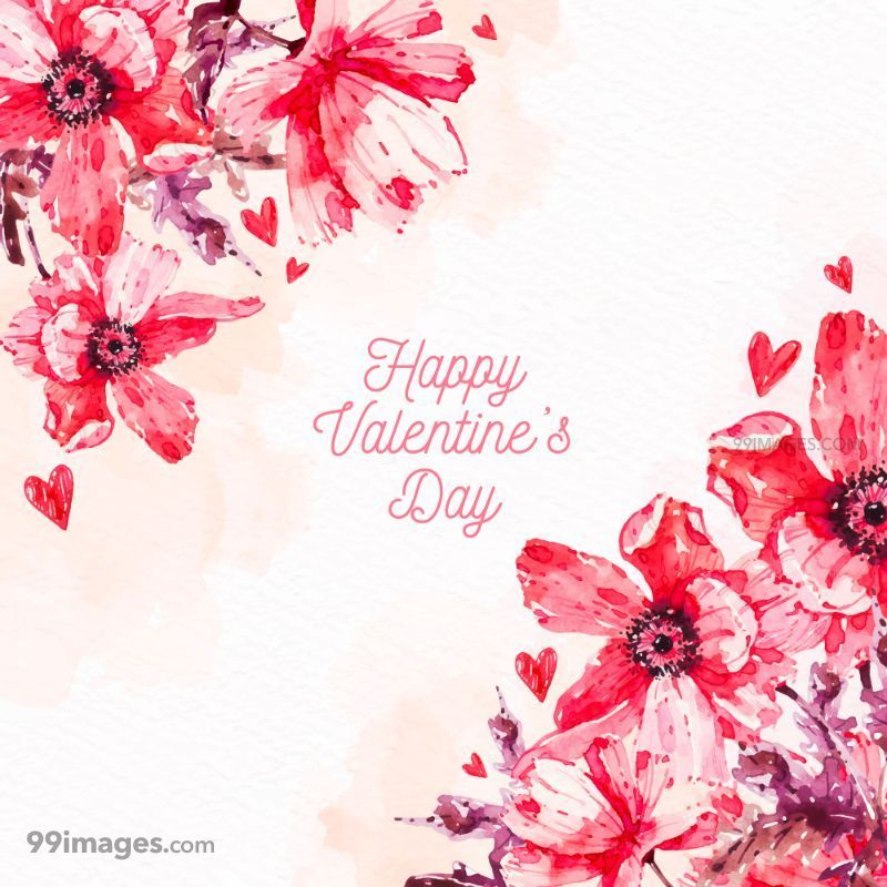 [14 February 2020] Happy Valentines Day Romantic Heart Images, Wishes, Love Quotes, Messages (Hearts / Gifts / Flowers / Chocolates / Cards / Gif) (182890) - Valentine's Day