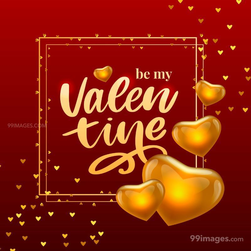 [14 February 2020] Happy Valentines Day Romantic Heart Images, Wishes, Love Quotes, Messages (Hearts / Gifts / Flowers / Chocolates / Cards / Gif) (307496) - Valentine's Day