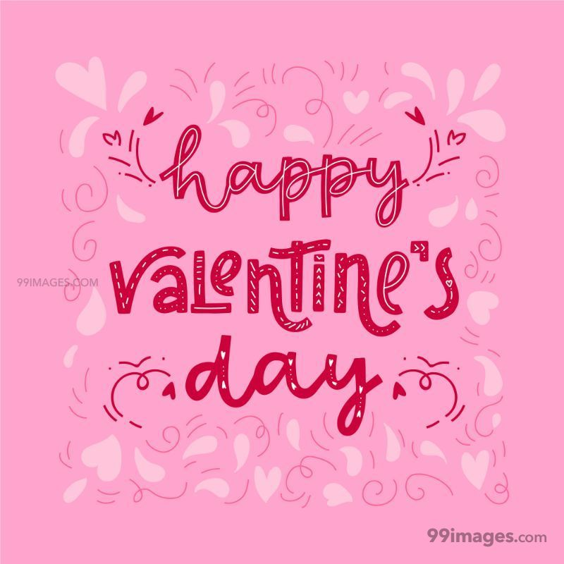 [14 February 2021] Happy Valentines Day Romantic Heart Images, Wishes, Love Quotes, Messages (Hearts / Gifts / Flowers / Chocolates / Cards / Gif) (182927) - Valentine's Day