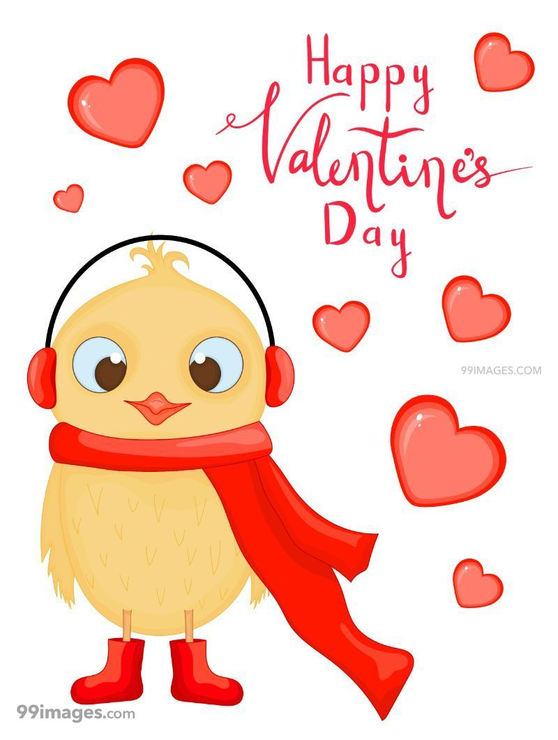 [14 February 2020] Happy Valentines Day Romantic Heart Images, Wishes, Love Quotes, Messages (Hearts / Gifts / Flowers / Chocolates / Cards / Gif) (182841) - Valentine's Day