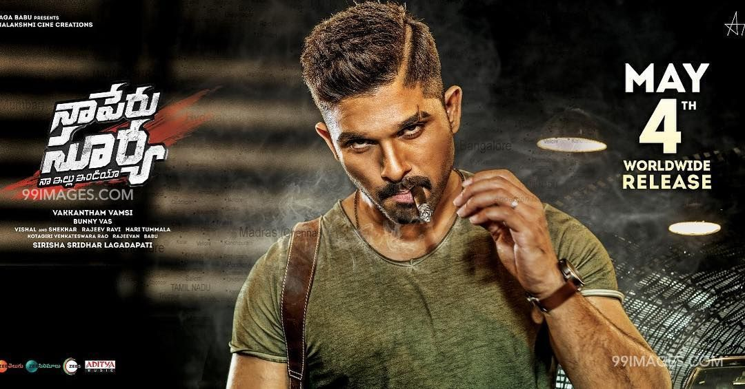Allu Arjun Latest Photos & HD Wallpapers (1080p) (28738) - Allu Arjun