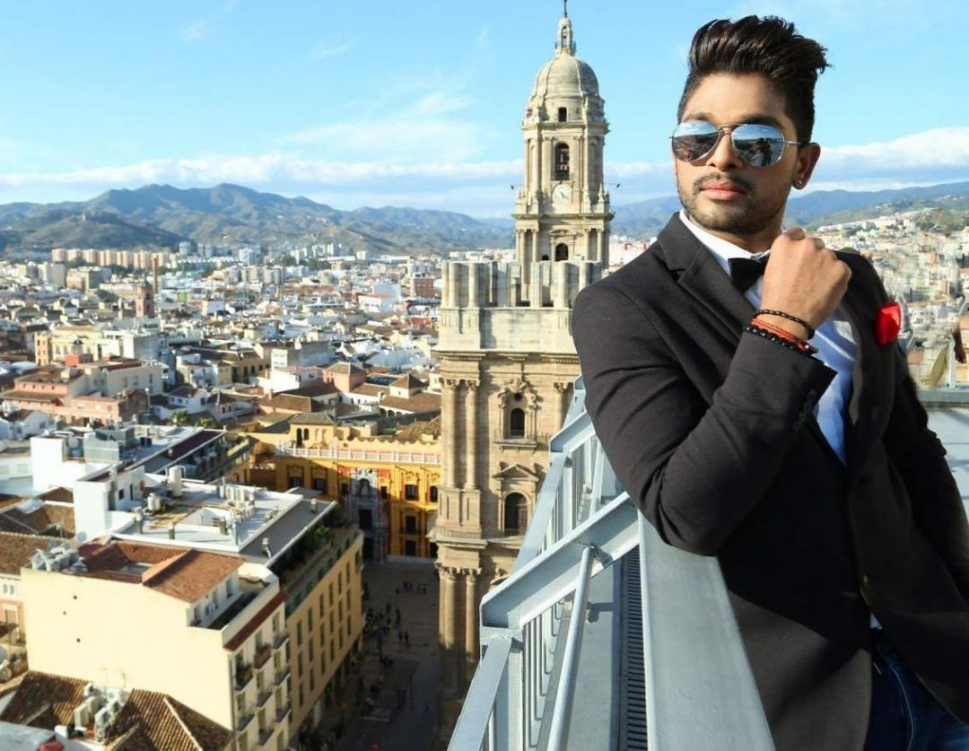 Allu Arjun Latest Photos & HD Wallpapers (1080p) (303472) - Allu Arjun