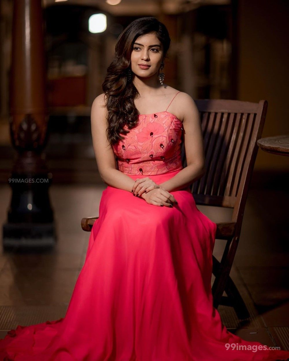 Amritha Aiyer Hot Beautiful HD Photoshoot Photos / Wallpapers (1080p) (513764) - Amritha Aiyer