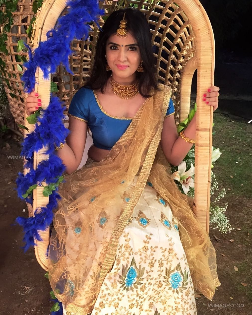 Amritha Aiyer Latest Hot Beautiful HD Photos / Wallpapers (1080p) (48165) - Amritha Aiyer