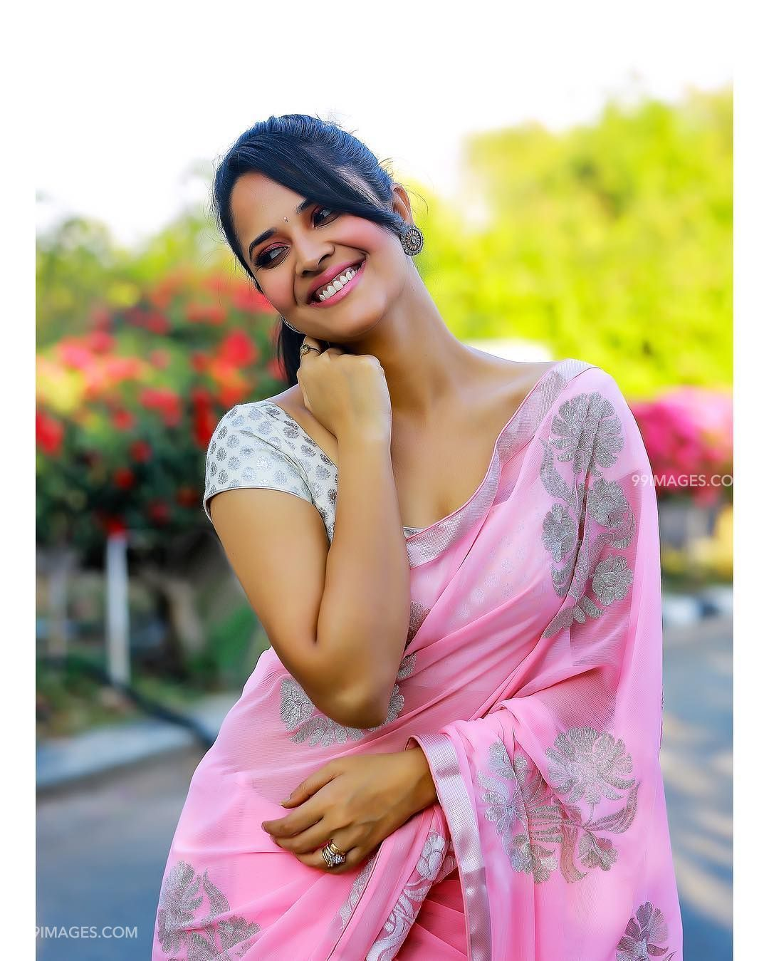 Anasuya Bharadwaj Beautiful HD Photos & Mobile Wallpapers HD (Android/iPhone) (1080p) (31476) - Anasuya Bharadwaj