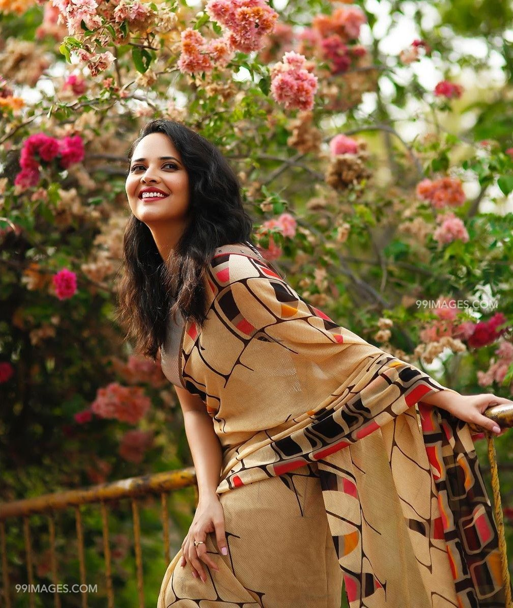 Anasuya Bharadwaj Beautiful HD Photos & Mobile Wallpapers HD (Android/iPhone) (1080p) (31337) - Anasuya Bharadwaj