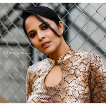 Anasuya Bharadwaj Beautiful HD Photos & Mobile Wallpapers HD (Android/iPhone) (1080p) - #31420