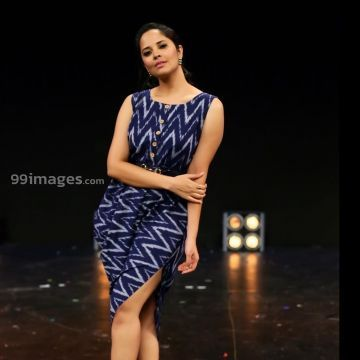 Anasuya Bharadwaj Beautiful HD Photos & Mobile Wallpapers HD (Android/iPhone) (1080p)