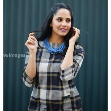 Anasuya Bharadwaj Beautiful HD Photos & Mobile Wallpapers HD (Android/iPhone) (1080p) - #31490