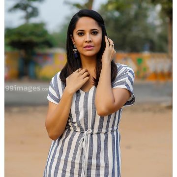 Anasuya Bharadwaj Beautiful HD Photos & Mobile Wallpapers HD (Android/iPhone) (1080p) - #31430