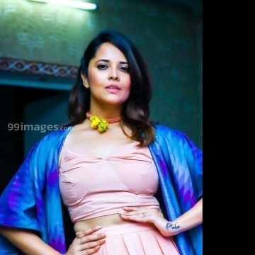 Anasuya Bharadwaj Beautiful HD Photos & Mobile Wallpapers HD (Android/iPhone) (1080p) - #35863