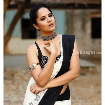 Anasuya Bharadwaj Beautiful HD Photos & Mobile Wallpapers HD (Android/iPhone) (1080p) - #31637