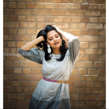Anasuya Bharadwaj Beautiful HD Photos & Mobile Wallpapers HD (Android/iPhone) (1080p) - #31461