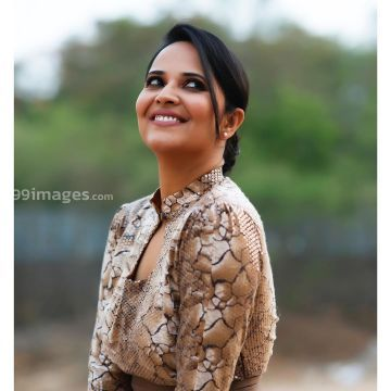 Anasuya Bharadwaj Beautiful HD Photos & Mobile Wallpapers HD (Android/iPhone) (1080p) - #31417