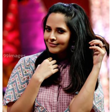 Anasuya Bharadwaj Beautiful HD Photos & Mobile Wallpapers HD (Android/iPhone) (1080p) - #31473