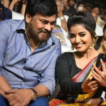 Chiranjeevis latest photos in HD Quality (1080p)