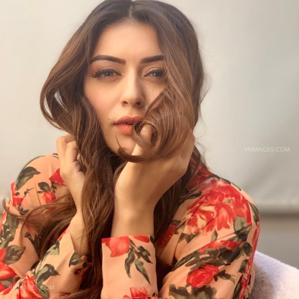Hansika Motwani Beautiful HD Photoshoot Stills & Mobile Wallpapers HD (1080p) (40105) - Hansika Motwani