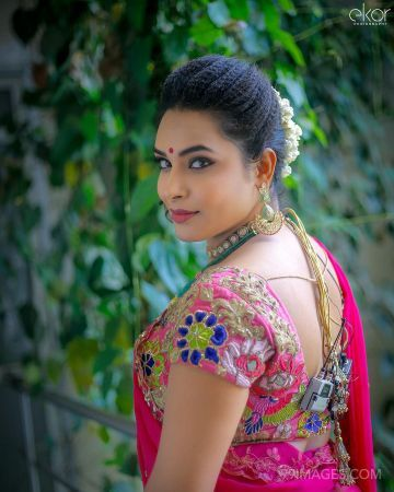 Hariteja Beautiful HD Photoshoot Stills & Mobile Wallpapers HD (1080p) (hariteja, television actress, television anchor, tollywood, dancer, singer)