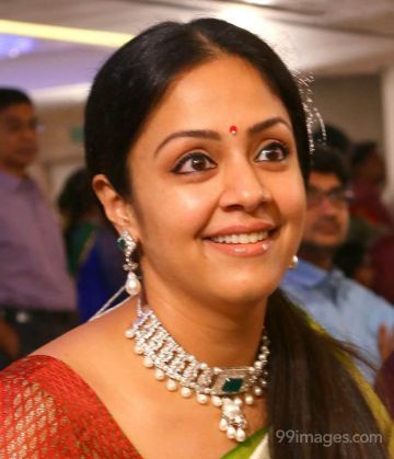Jyothika Beautiful HD Photos / Wallpapers, WhatsApp DP Download (1080p)