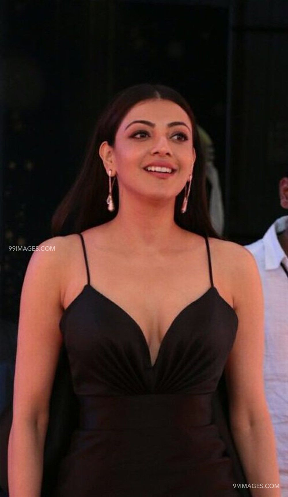 Kajal Agarwal Hot HD Photos in Saree (1080p) (133) - Kajal Agarwal