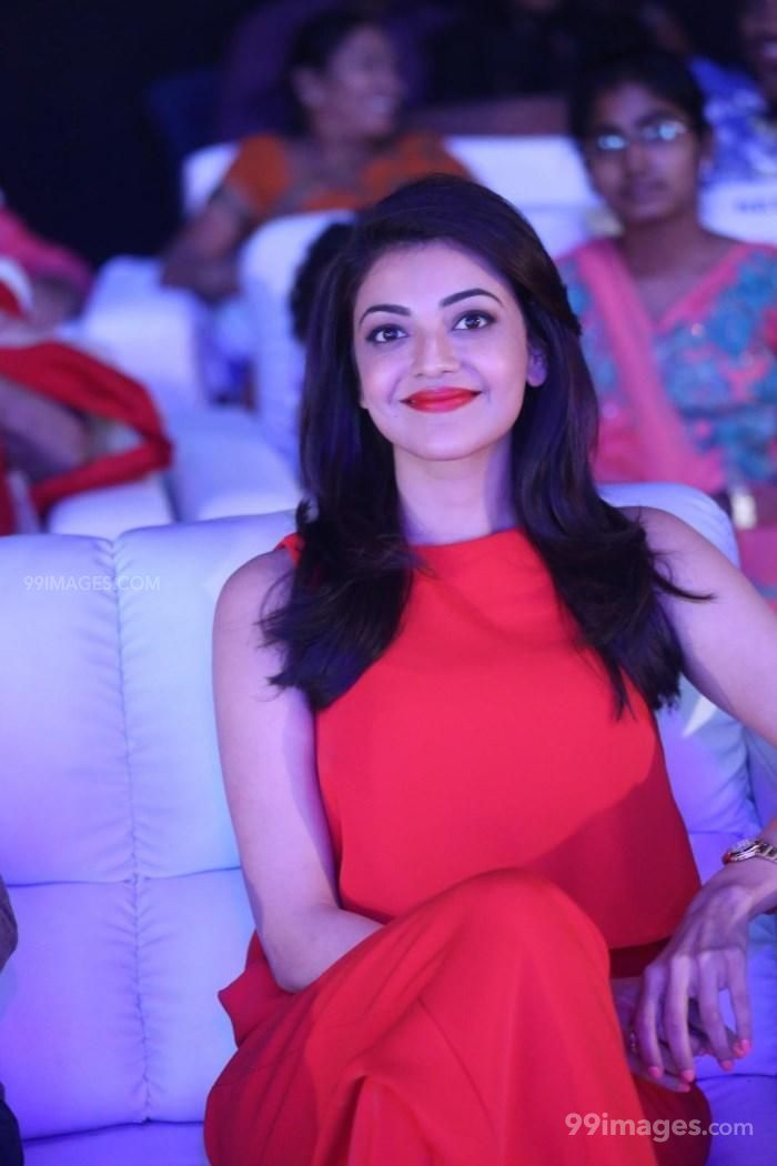 Kajal Agarwal Latest Hot HD Photoshoot Photos / Wallpapers in Saree, WhatsApp DP (1080p) (306572) - Kajal Agarwal