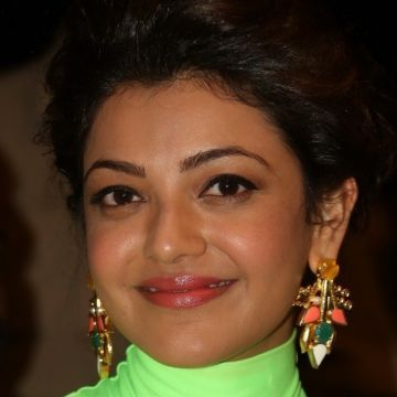 Kajal Agarwals  latest beautiful face closeup stills