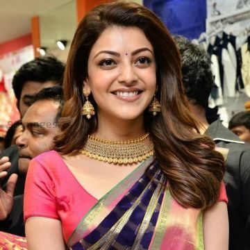 Kajal Agarwalss blue designer saree photos in HD Quality (kajal agarwal, kajal, kollywood, tollywood, mollywood, bollywood, actress)