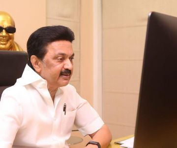 MK Stalin Latest HD Photos /  Wallpapers Download (1080p, 4k)