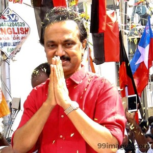 DMK M. K. Stalin (Mu Ka Stalin) HD Photos/Wallpapers (1080p)