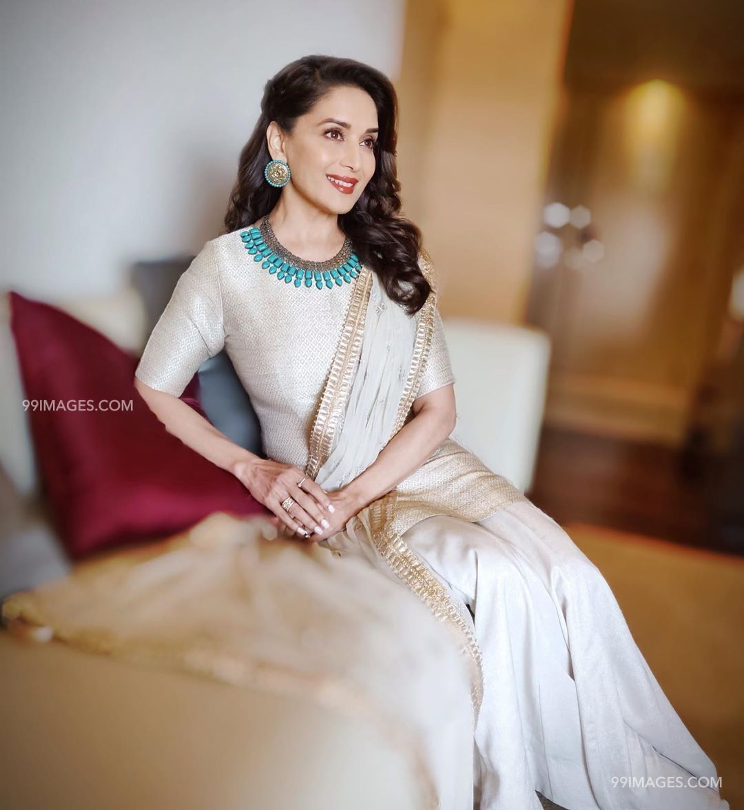 Madhuri Dixit Beautiful HD Photoshoot Stills & Mobile Wallpapers HD (1080p) (36035) - Madhuri Dixit