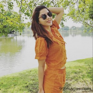 Mehrene Kaur Pirzada Latest Photos & HD Wallpapers (1080p) - #18216