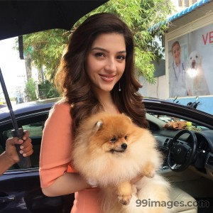 Mehrene Kaur Pirzada Latest Photos & HD Wallpapers (1080p) - #18310