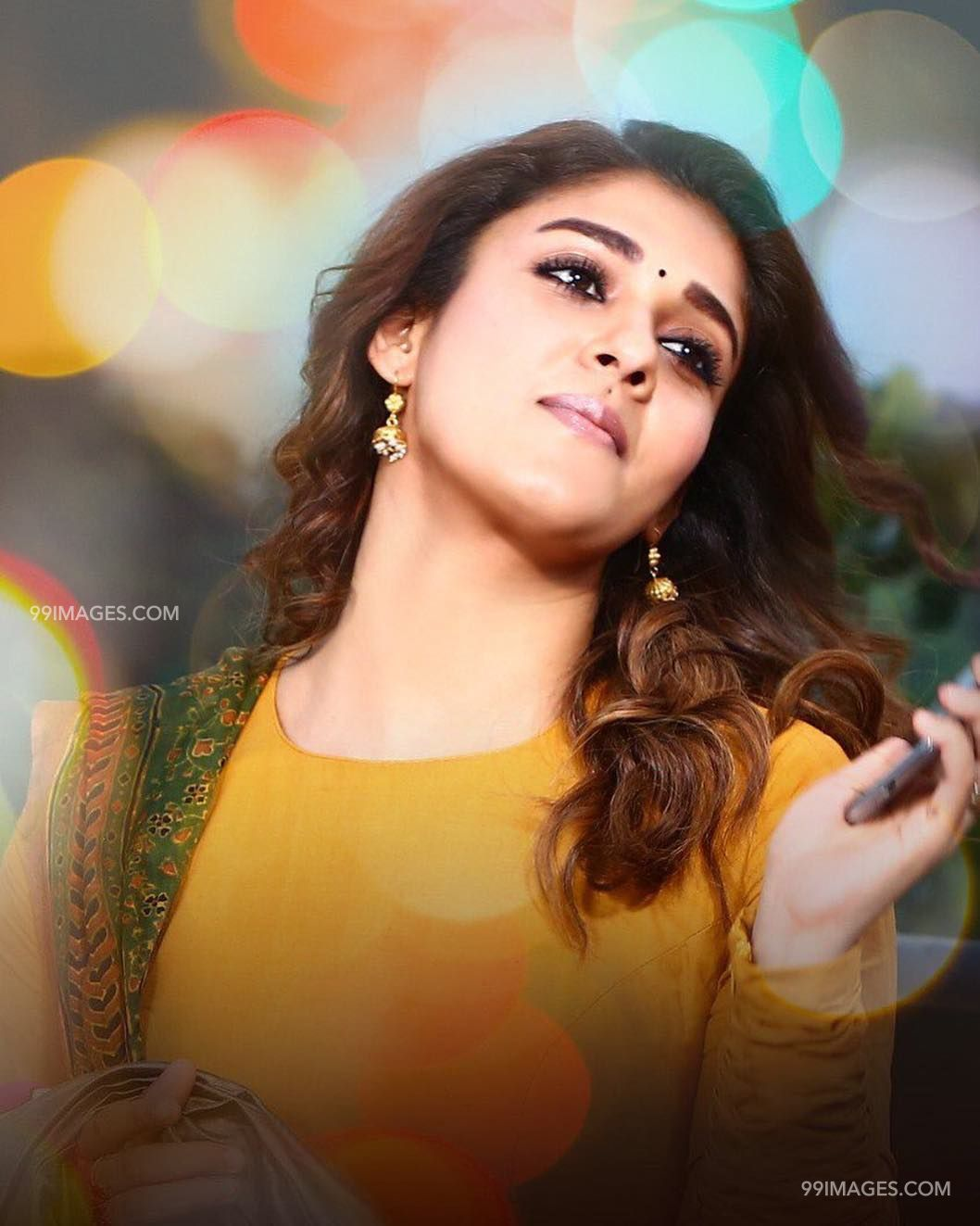 Nayanthara Beautiful HD Photoshoot Stills & Mobile Wallpapers HD (1080p) (19854) - Nayanthara