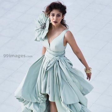Nayantharas latest hot and gorgeous photos from Vogue India Photoshoot