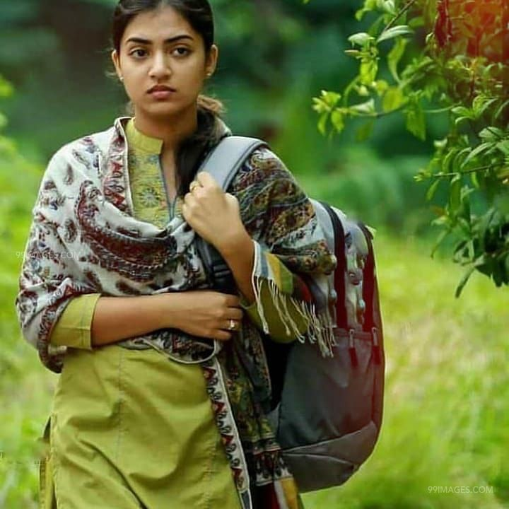 Nazriya Nazim Beautiful Photos & Mobile Wallpapers HD (Android/iPhone) (1080p) (19187) - Nazriya Nazim