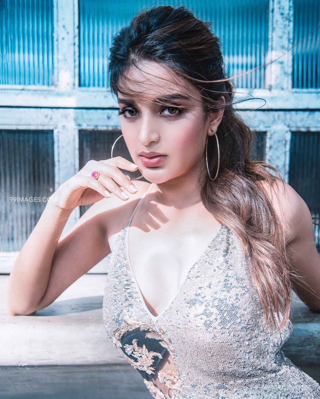 Nidhhi Agerwal Hot HD Photos & Wallpapers (15731) - Nidhhi Agerwal