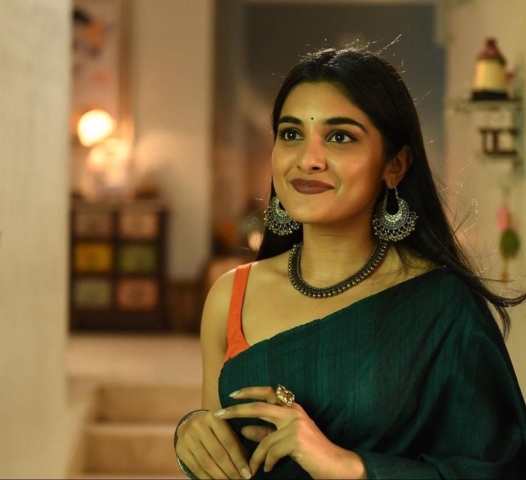 Nivetha Thomas Beautiful Hot HD Photoshoot Stills (1080p) (588761) - Nivetha Thomas