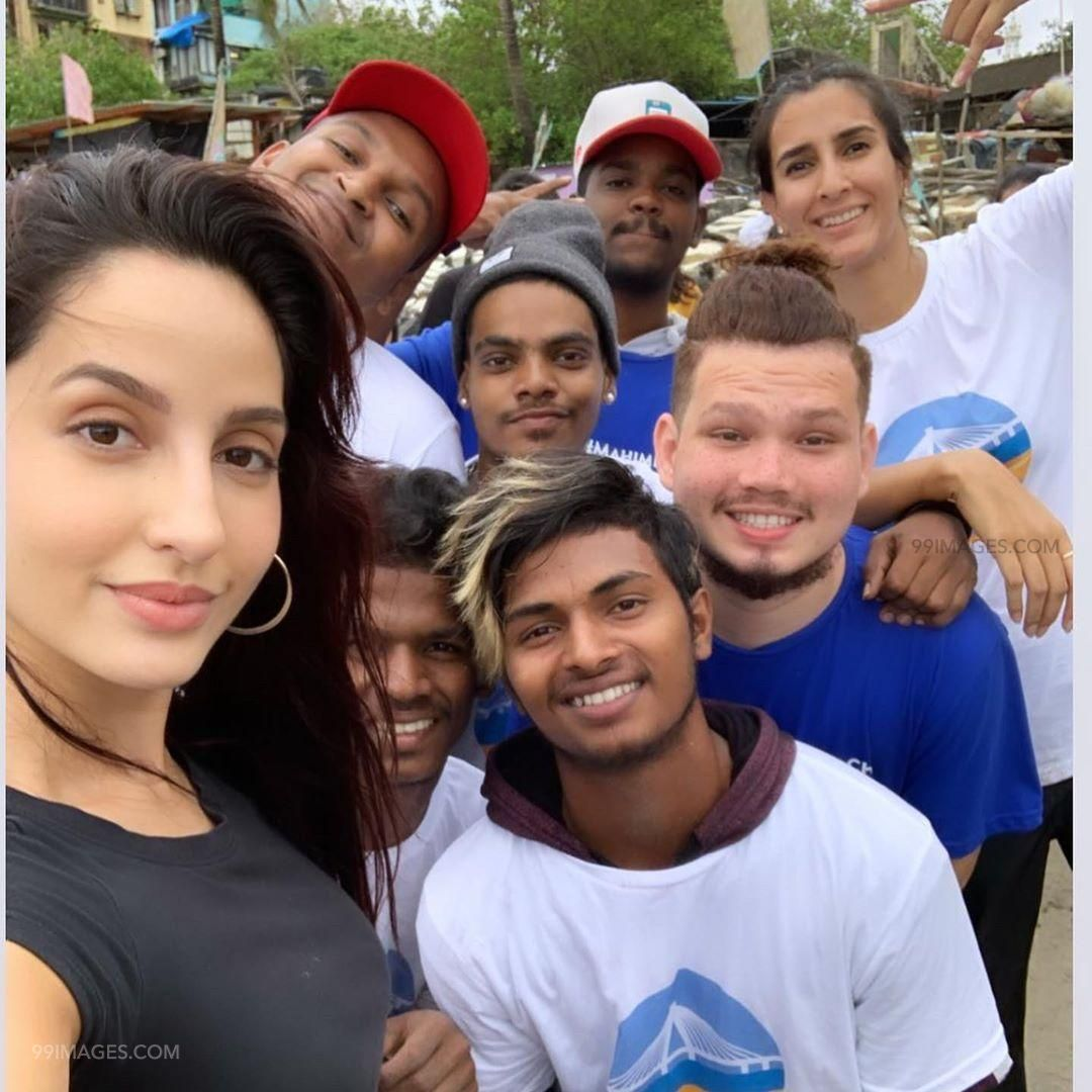 Nora Fatehi Latest Hot HD Photos & Mobile Wallpapers (1080p) (50329) - Nora Fatehi