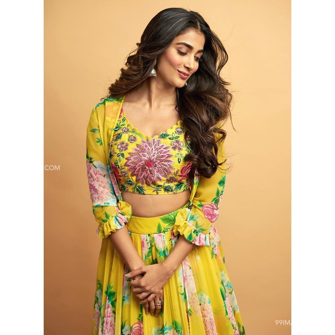 Pooja Hegde Beautiful HD Photoshoot Stills & Mobile Wallpapers HD (1080p) (20867) - Pooja Hegde