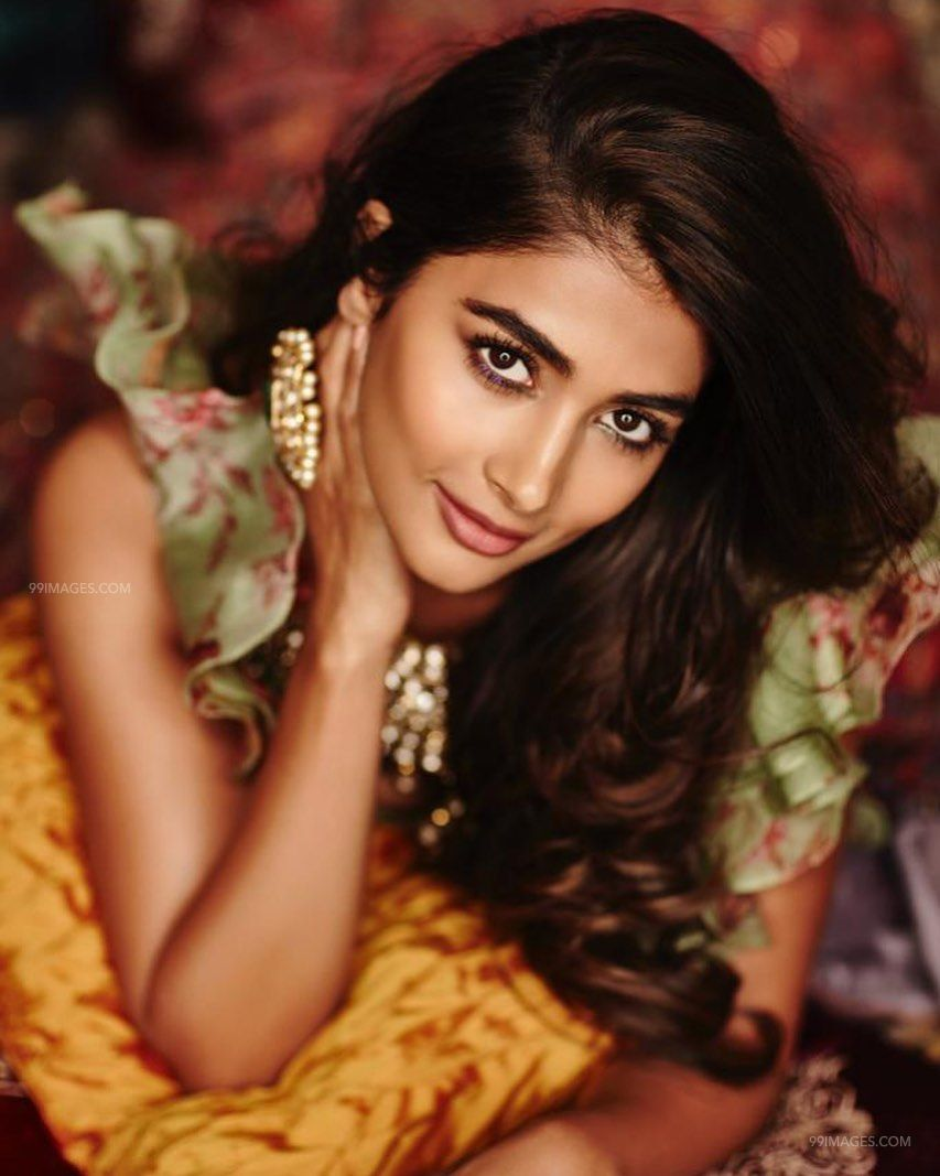 Pooja Hegde Beautiful HD Photoshoot Stills & Mobile Wallpapers HD (1080p) (20906) - Pooja Hegde