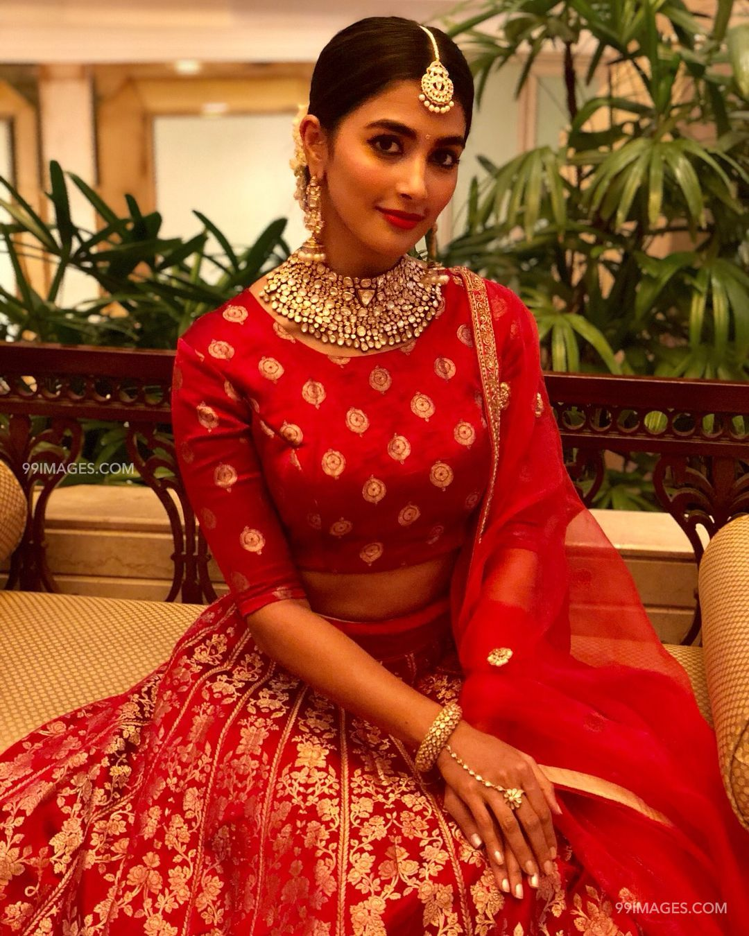Pooja Hegde Beautiful Photos & Mobile Wallpapers HD (Android/iPhone) (1080p) (21012) - Pooja Hegde