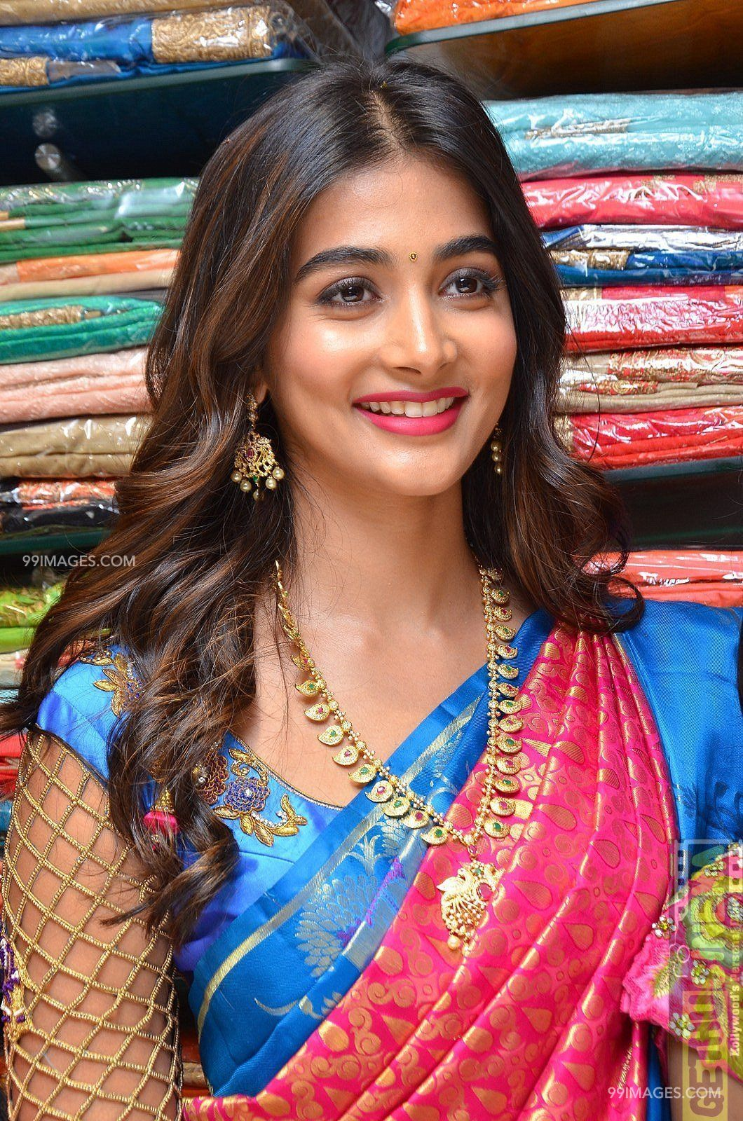 Pooja Hegde Hot Beautiful HD Photos / Wallpapers (1080p) (7407) - Pooja Hegde