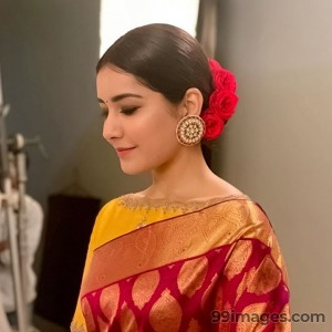 Raashi Khanna Beautiful HD Photoshoot Stills & Mobile Wallpapers HD (1080p) - #17182
