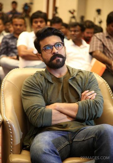 Ram Charans latest beautiful photos in HD Quality (1080p) (ram charan, actor, dancer, producer, entrepreneur, tollywood, green tshirt, blue jeans, press meet)