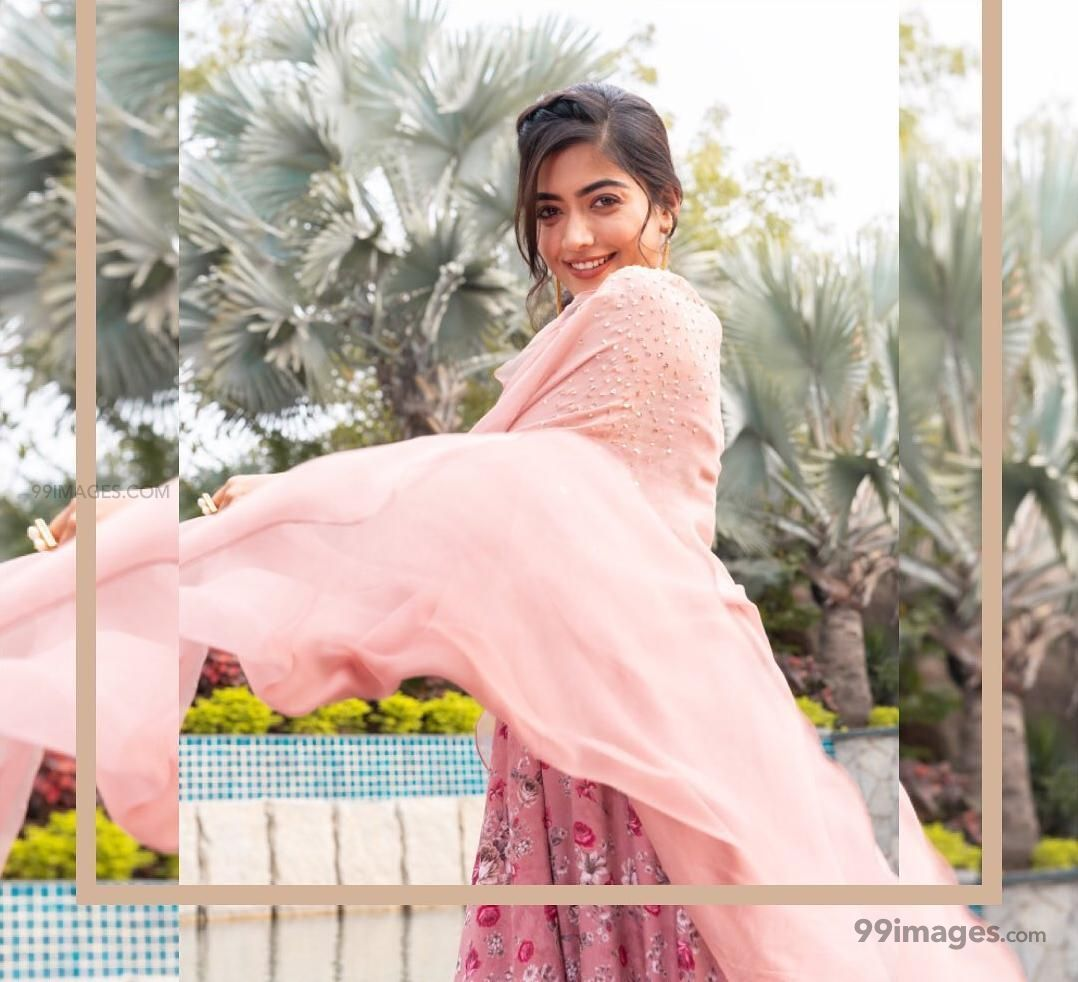 Rashmika Mandanna Beautiful HD Photos & Mobile Wallpapers HD (Android/iPhone) (1080p) (306438) - Rashmika Mandanna