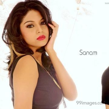 Sanam Shetty (Bigg Boss) Latest Hot Photoshoot Photos in HD, Wallpapers (1080p)