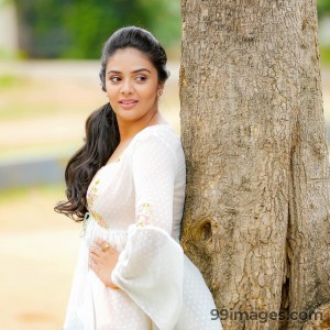 Sreemukhi Beautiful HD Photos & Mobile Wallpapers HD (Android/iPhone) (1080p) - #17865
