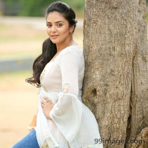Sreemukhi Beautiful HD Photos & Mobile Wallpapers HD (Android/iPhone) (1080p)