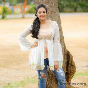 Sreemukhi Beautiful HD Photos & Mobile Wallpapers HD (Android/iPhone) (1080p) - #17876