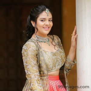 Sreemukhi Beautiful HD Photos & Mobile Wallpapers HD (Android/iPhone) (1080p) - #17871